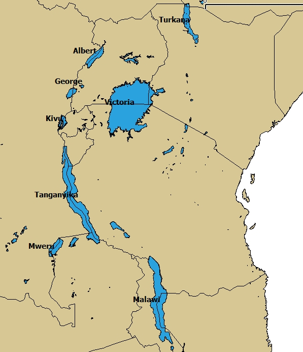 East African Lakes